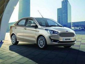 Tata Tigor Vs Ford Figo Aspire Variants Comparison: Which One Most Suits You?