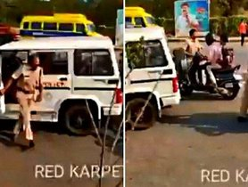 Modified Vehicles Get Stopped And Fined By Kerala Police