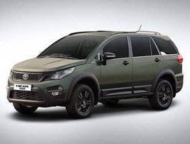 BSVI Tata Hexa Launch Confirmed For Later This Year