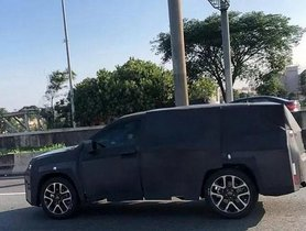 India-bound Jeep 7-Seater SUV Spotted Testing For The First Time
