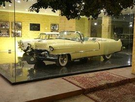 Pakistan's Jay Leno Restores Cars from Jinnah Family