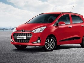 Hyundai Grand i10 CNG Launched In Magna Trim At Rs 6.39 Lakh