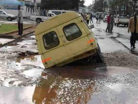 All You Should Know About Potholes and Indian Roads