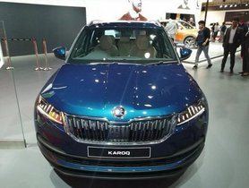 Skoda Karoq (Jeep Compass Rival) Bookings Open, Deliveries Commence on May 6