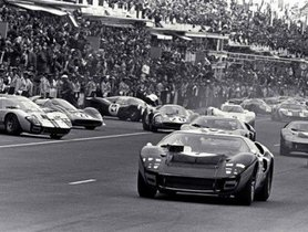 Ford v Ferrari - The Real-Life Rivalry and A Historic Victory for America