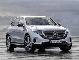 Mercedes EQC EV India Launch Later This Year