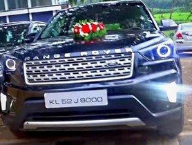 Hyundai Creta Customized To Become A Range Rover SUV
