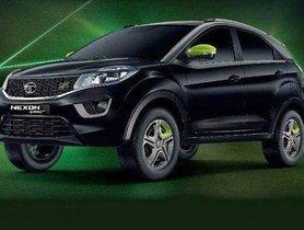 New Tata Nexon Kraz Edition SUV's Leaked before Release