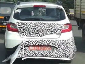 Tata Tiago NRG Facelift Launch Likely This Year