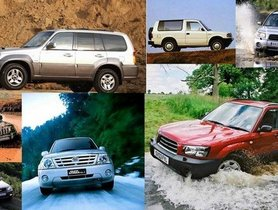 Here Are 5 Flop SUVs in India that Deserved Success