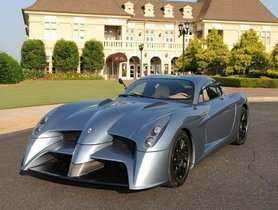 Top 10 Most Ugly Supercars Of All Time