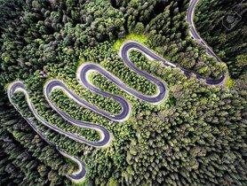 How To Drive Safely On Curvy Roads