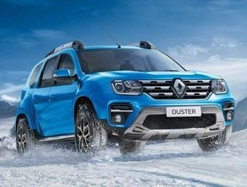 BS6 Renault Duster Launched, Costs Just Rs 50,000 More Than BS4 Model