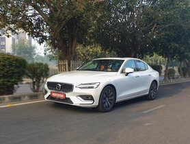 2021 Volvo S60 Launched In India, Priced at Rs 45.90 lakh