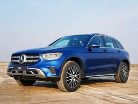 2021 Mercedes-Benz GLC Goes On Sale In India At Rs 57.40 Lakh