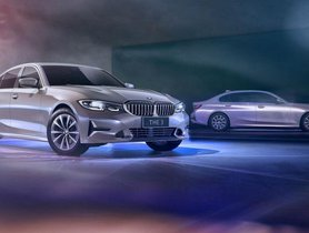 BMW 3 Series Gran Limousine Launched in India At Rs 51.50 Lakh