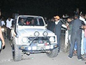 Is Salman Khan the Latest Star to Add a Maruti Gypsy to his garage?