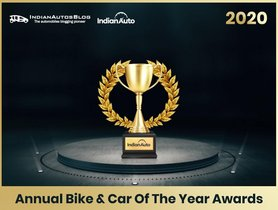 IndianAuto – Car and Motorcycle Of The Year Awards 2020