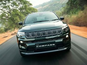 2021 Jeep Compass Facelift Launched At Rs 16.99 Lakh - FULL PRICE LIST