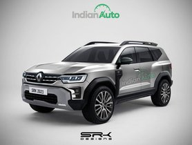 Dacia Bigster Rendered in Renault Livery- Next-gen Renault Duster?