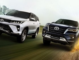 2021 Toyota Fortuner Facelift: What Are The New Updates Of the Facelift Fortuner?