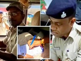 Cops Fined for Driving Without Seatbelt On Stopping A Doctor For Same Offence