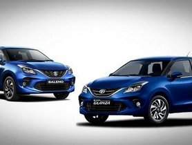 High Demand For Toyota Glanza Increases Its Waiting Period