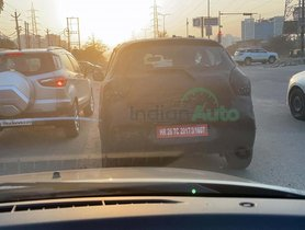 New Maruti Celerio Test Mule Spotted, Launch By End Of 2021
