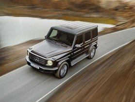 Next-gen Mercedes-Benz G63 AMG to be Launched on October 5