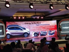 Tata Tiago NRG, the Polished Version of Tiago Hatchback, Launched Today