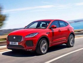 What To Expect From the Jaguar E-Pace Compact SUV?