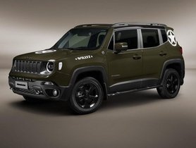 Jeep Renegade Willys Limited Edition Bookings Open