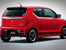 What to Expect From All-New Maruti Alto?