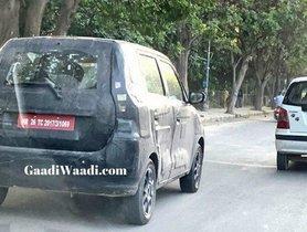 Maruti Wagon R To Get A Premium Version Soon