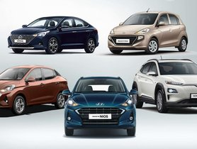 Latest Offers on Hyundai Cars in February 2021