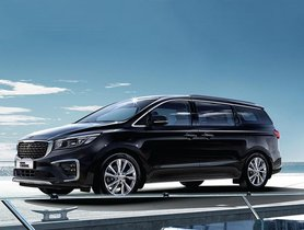 Kia Carnival Confirmed To Launch At 2020 Auto Expo