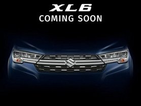 Pre-Bookings For The Maruti XL6 Began Yesterday