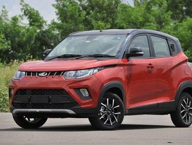 Mahindra SUVs, UVs Are Available With Up To 72,000 Discounts in March 2019