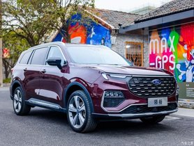 2021 Ford Equator SUV Revealed In New Leaked Images