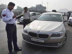 Indian Politicians Fined For Traffic Rules Violation: Gautam Gambhir To Salman Khurshid