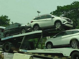All-new Toyota Rush MPV Spied In India For The First Time Ever