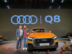 Audi Q8 Launched In India, Priced At Rs 1.33 Crore