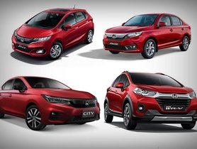 Honda Cars Discounts and Offers February 2021