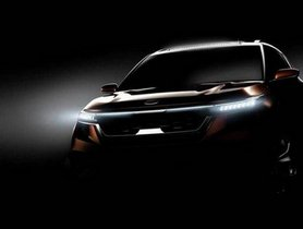 Kia QYi Sub-Compact SUV Launch Confirmed For 2020