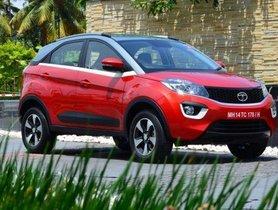 Tata Nexon Secretly Gets A Mild Feature Update