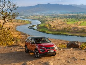 Tata Harrier's Sales Increase By 240%