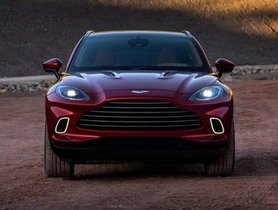 Aston Martin DBX SUV Debuts, Priced At Rs 1.43 Crore