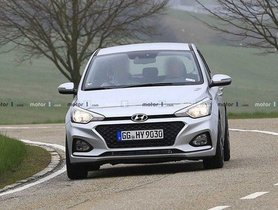 2020 Hyundai i20 N Spotted On Test For The First time