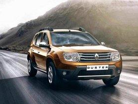 Renault Duster 85BHP Diesel Model Stopped In India