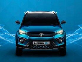 2021 Tata Nexon EV Gallery Images: Exterior, Interior, Colours
